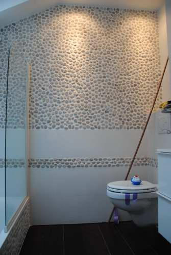 Salle de bain r novation devis carrelage king for Photos salle de bain carrelage